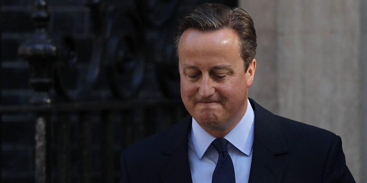 David Camerons Niederlage: Die Briten haben sich gegen einen Verbleib in der EU ausgesprochen.