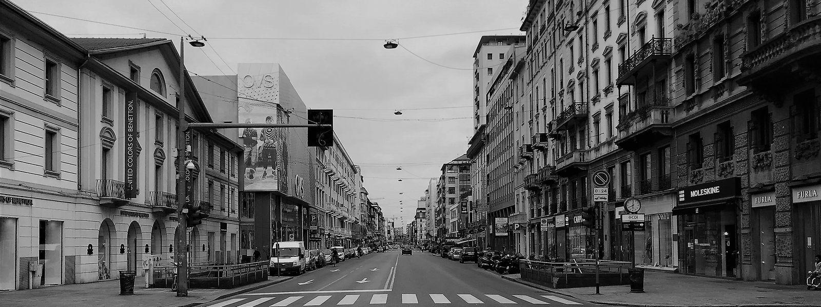 Milão Vazia