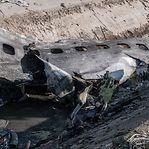 Ucrânia pede ao Irão as caixas negras do avião abatido em Teerão