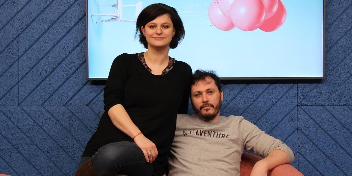Das Fintech der beiden Gründer Victoire und Quentin Haddouche bietet am luxemburgischen Markt eine neue App an.