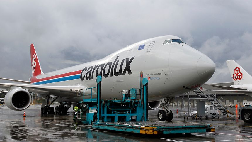 Cargolux is Europe's biggest all-cargo airline.