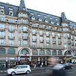 L'hôtel Mercure, dans le quartier Gare, a été fermé par voie d'huissiers, mercredi.