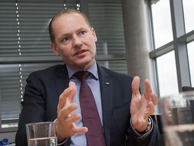Der Niederländer Guus Boekhoudt ist Managing Director der Guardian Europe sàrl. und Vizepräsident Flachglas Europa in Bartringen.