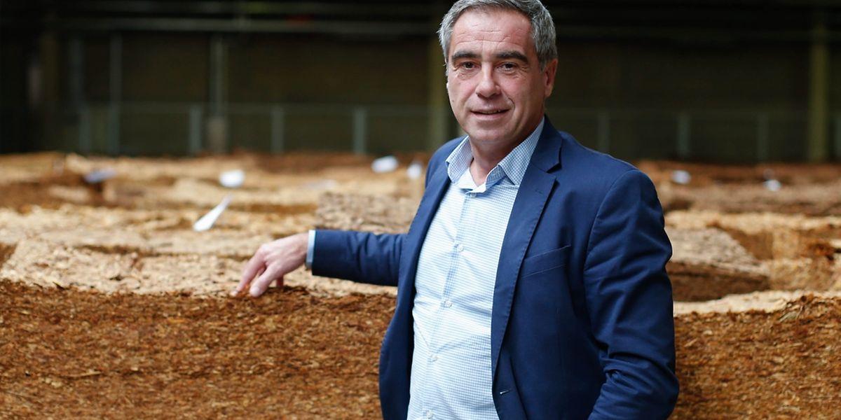 Jan Vandenneucker setzt auf Personalmanagement.