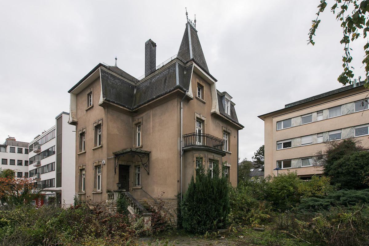 """Das Gebäude war 2016 als """"Monument national"""" eingestuft wurden. Eine Entscheidung, gegen die dessen Besitzer rechtlich vorging und Recht bekam."""