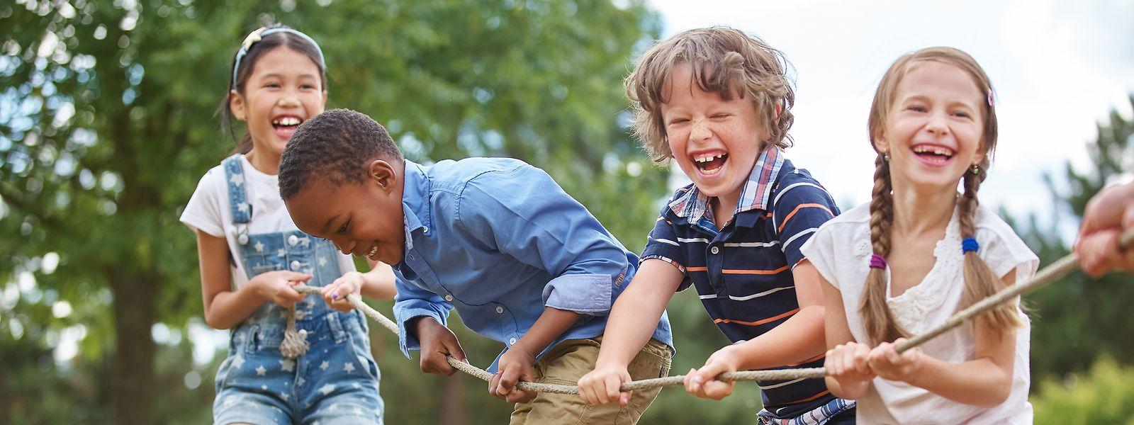 Gemeinsames Spielen und Sporttreiben ist für Kinder seit Monaten keine Selbstverständlichkeit mehr.