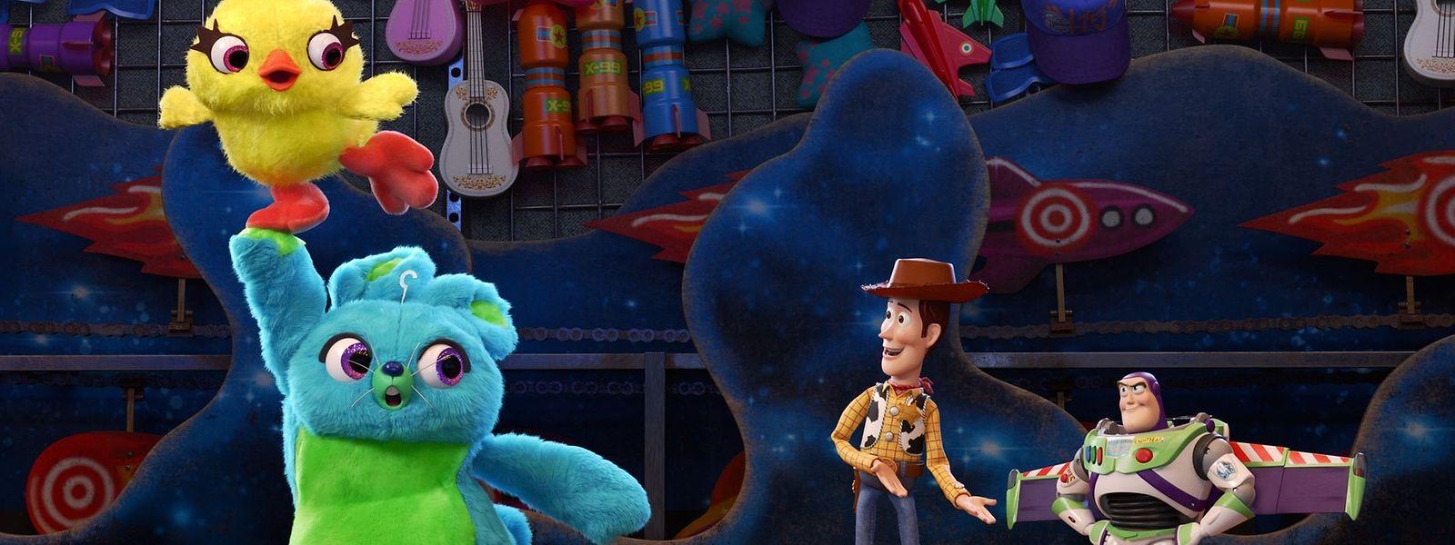 Die Helden von Toy Story kommen mit einem vierten Teil auf die Leinwand zurück.