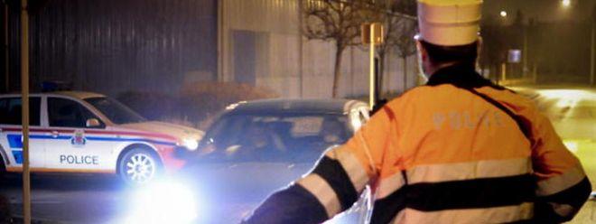 Wegen Alkohol am Steuer musste die Polizei mehrfach eingreifen.