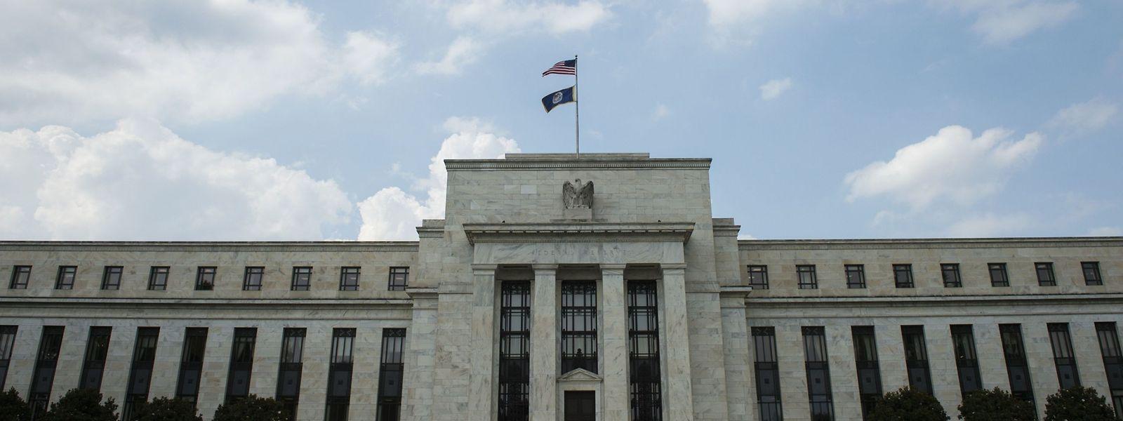 Die US-Notenbank befindet sich in Washington, D.C.