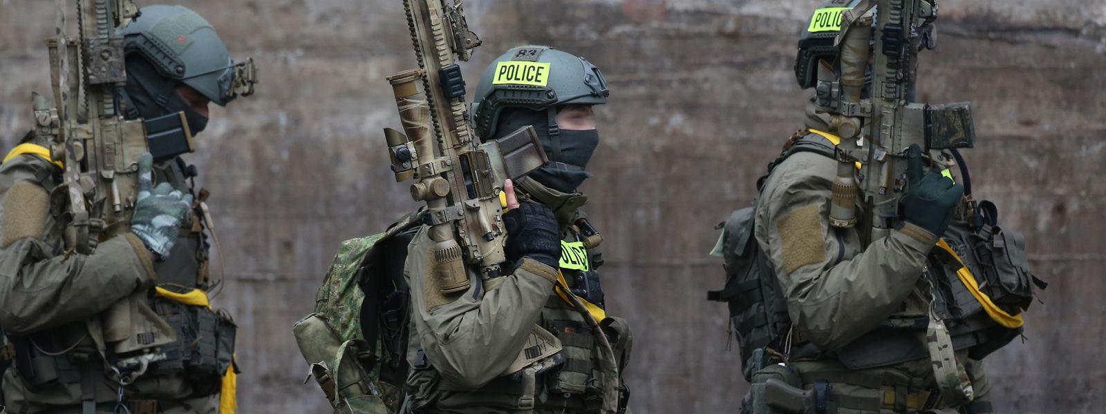 Die Ausbildung der Mitglieder der Polizeispezialeinheit USP ist sehr anspruchsvoll. 2015 soll es allerdings zu nicht akzeptablen Gewaltübergriffen und Erniedrigungen gekommen sein.
