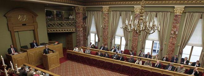 In der Frage der Anerkennung des Völkermordes an den Armeniern herrschte in der Chamber Einstimmigkeit.