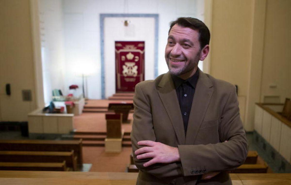 Alain Nacache, le grand-rabbin du Luxembourg: «Chabat est une définition affective de soi. Il ne reste que les gens qui vous aiment et ceux que vous aimez en retour.