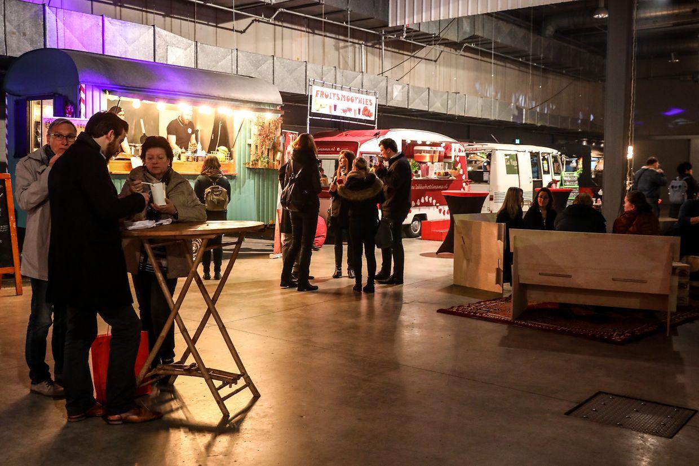 Zum dritten Mal geht in der Luxexpo The Box die Springbreak über die Bühne.