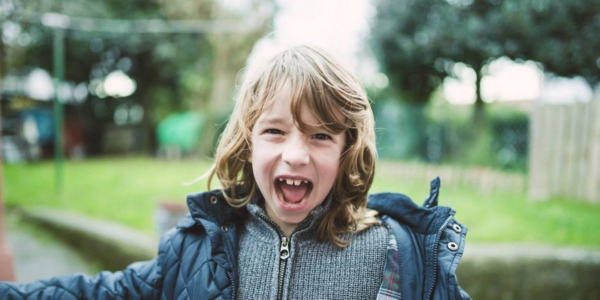 Manchmal ist der Weg zwischen Unmut und Wutausbruch kurz. Experten sehen das Problem bei den Eltern, die ihren Kindern zu wenige Grenzen setzen.