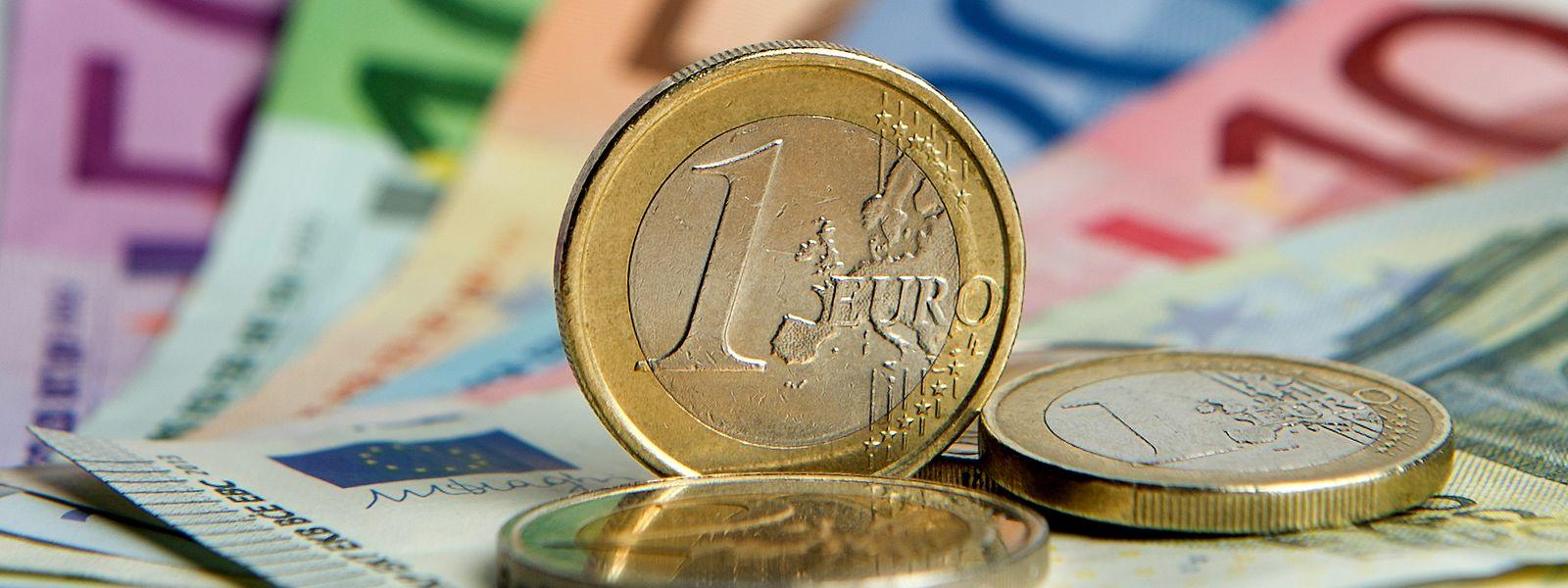 Beim Anteil des Euro als Reservewährung zeichnet sich eine Trendwende ab.