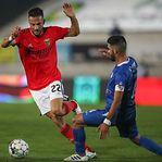 Benfica vence Paredes por 1-0 e avança na Taça de Portugal