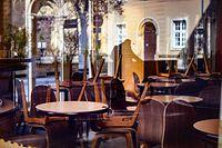Geschlossene Lokale in der Hauptstadt.Ghost City. Leere Kneipen.Luxemburg-Stadt. Corona,Covid-19.Foto: Gerry Huberty/Luxemburger Wort