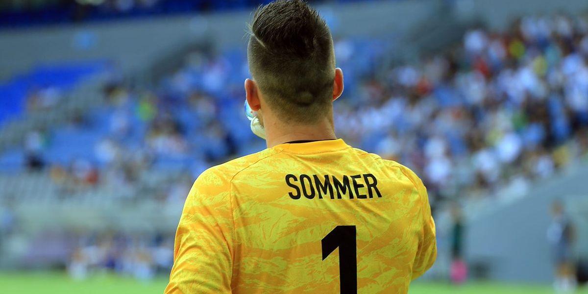 Kevin Sommer a été l'homme du match côté eschois.