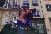 Zwischen dem 24. und dem 30. August führte die Polizei mehr als 100 gezielte Covid-Kontrollen durch.