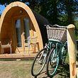 Visit Troisvierges Tourismus Ulflingen Camping Pod Unterkünfte Holzchalet