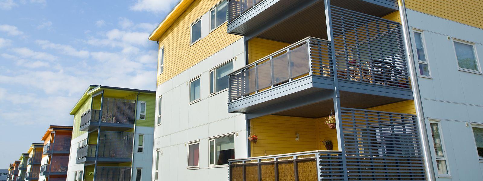 In Luxemburg sind erschwingliche Mietwohnungen ein seltenes Gut.