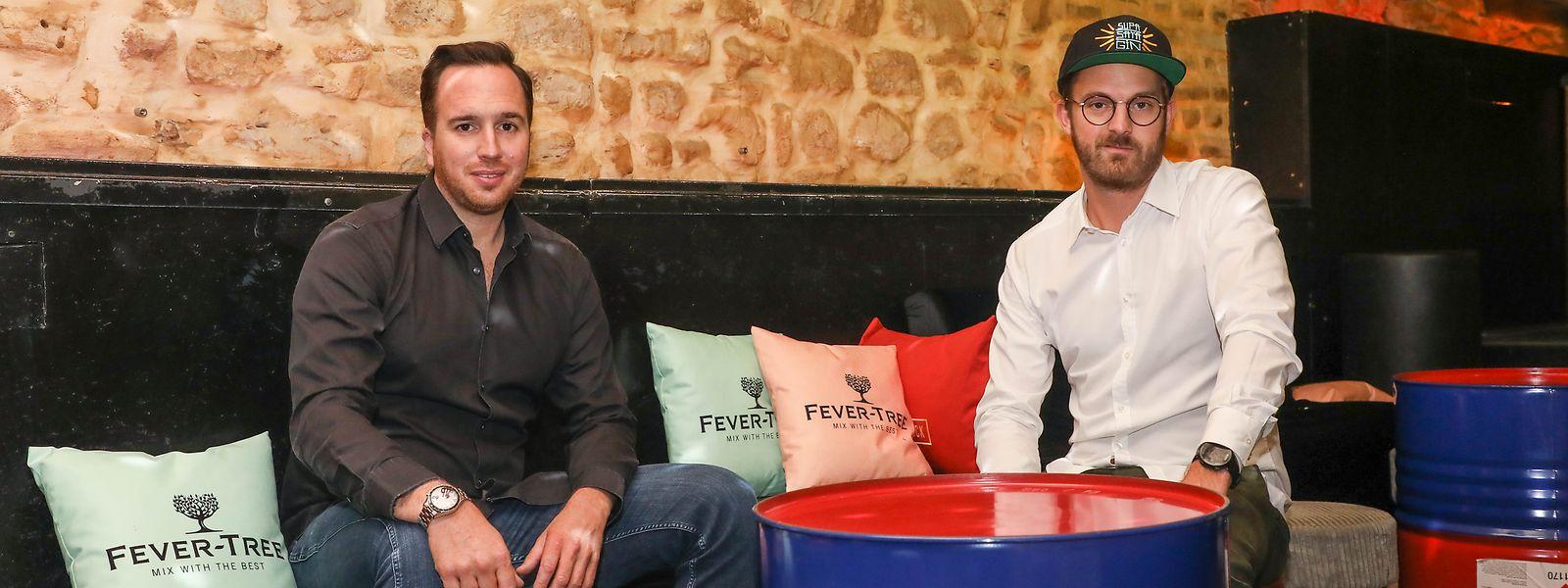 Les gérants de l'Apoteca, Marc Grandjean et Jérôme Stoffel, ont bien souhaité transformer leur boite, mais l'opération ne s'avère pas rentable.