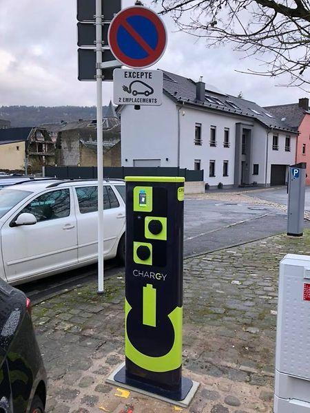 In Luxemburg gibt es zurzeit 277 öffentliche Ladesäulen.