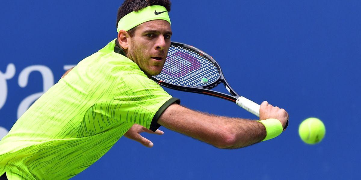Juan Martin del Potro va maintenant retrouver Stan Wawrinka, l'actuel troisième du classement ATP.