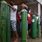 Brasil. 60 euros por quatro horas de oxigénio em Manaus