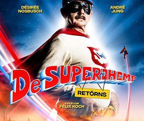 Kino a Kuch mat De Superjhemp Retörns