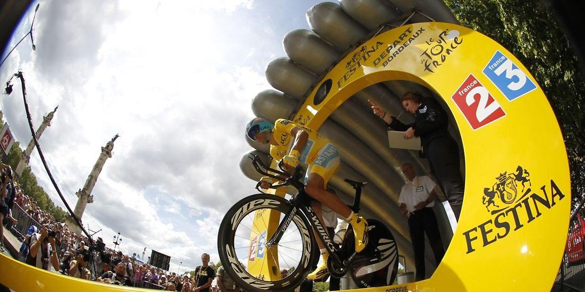Alberto Contador et le Tour de France: une longue histoire faite de hauts et de bas!