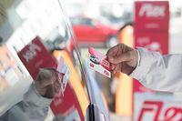 Lokales- Témoignage Autofasten - CarSharing, Flex, CFL, Auto, Abo, Gespräch mit Frau Sorvillo, Foto: Chris Karaba/Luxemburger Wort