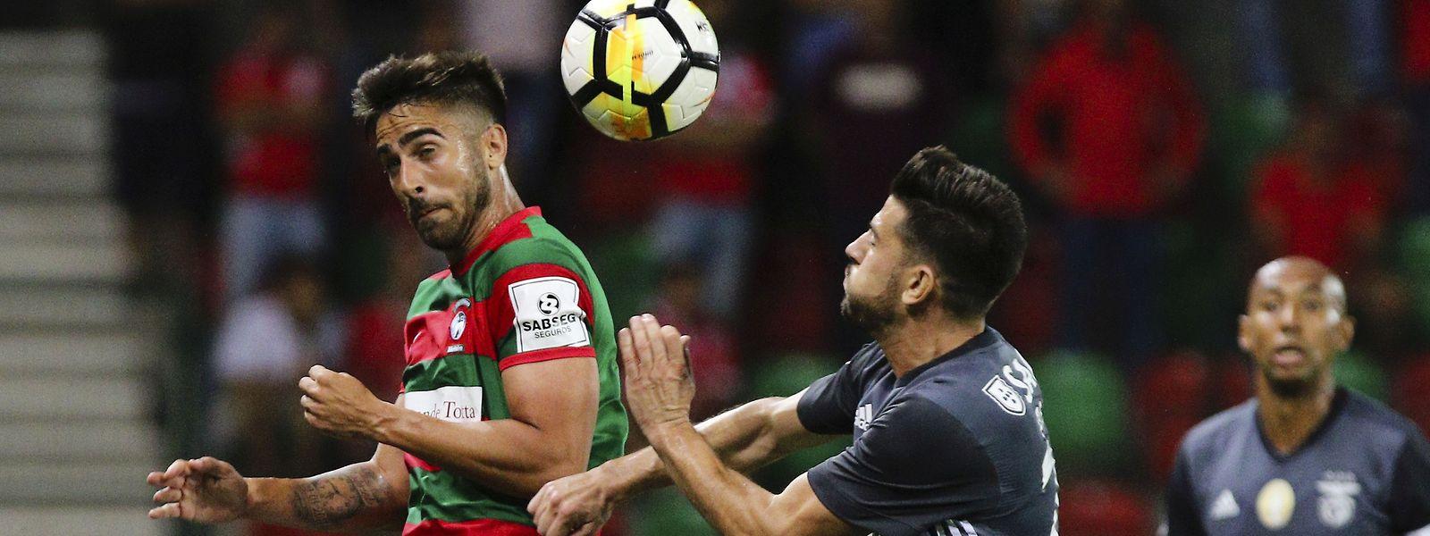Benfica voltou a perder pontos no campeonato, desta feita na Madeira