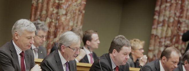 CSV-Fraktionschef Jean-Claude Juncker will sich erst am 11. Dezember zur Regierungserklärung äußern.