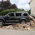 Tornado. Seguradoras não pagam danos em carros sem Casco