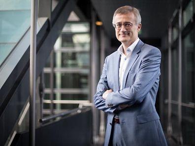 Félix Braz, Minister für Justiz, Ministre de la justice Luxembourg, Justizministerium. Foto: Guy Wolff