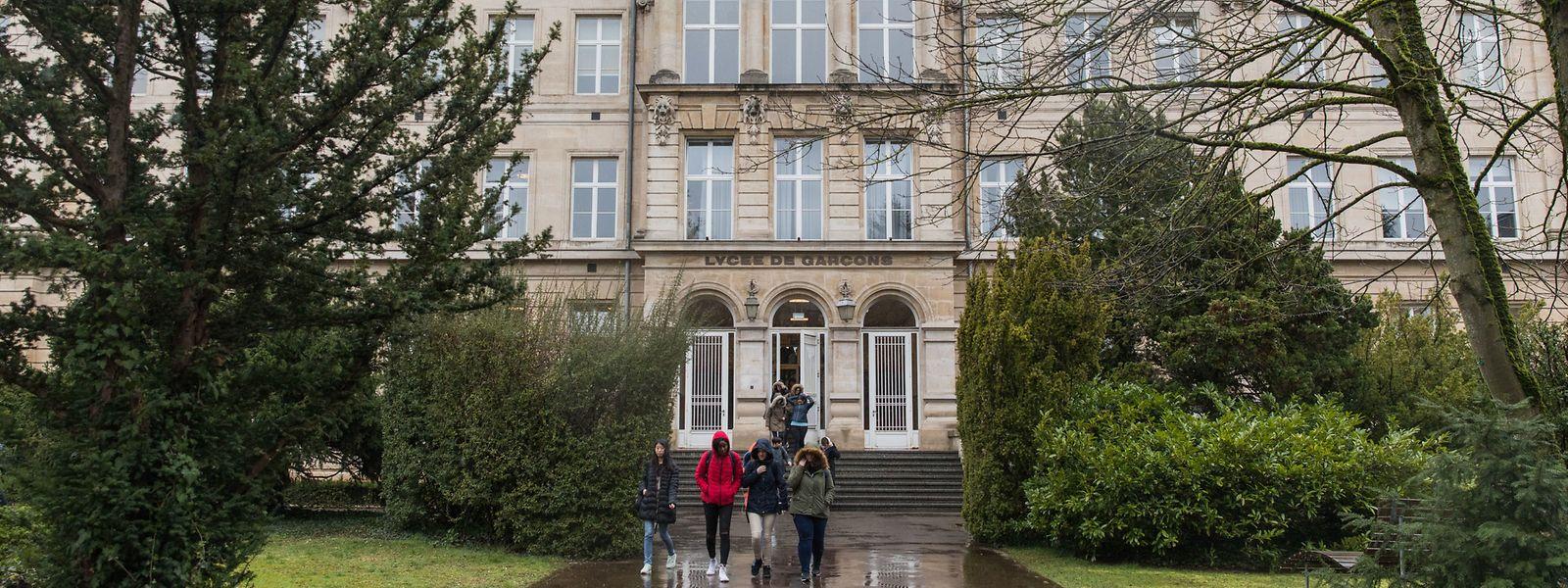 Von September an werden im Escher LGE internationale Klassen angeboten.