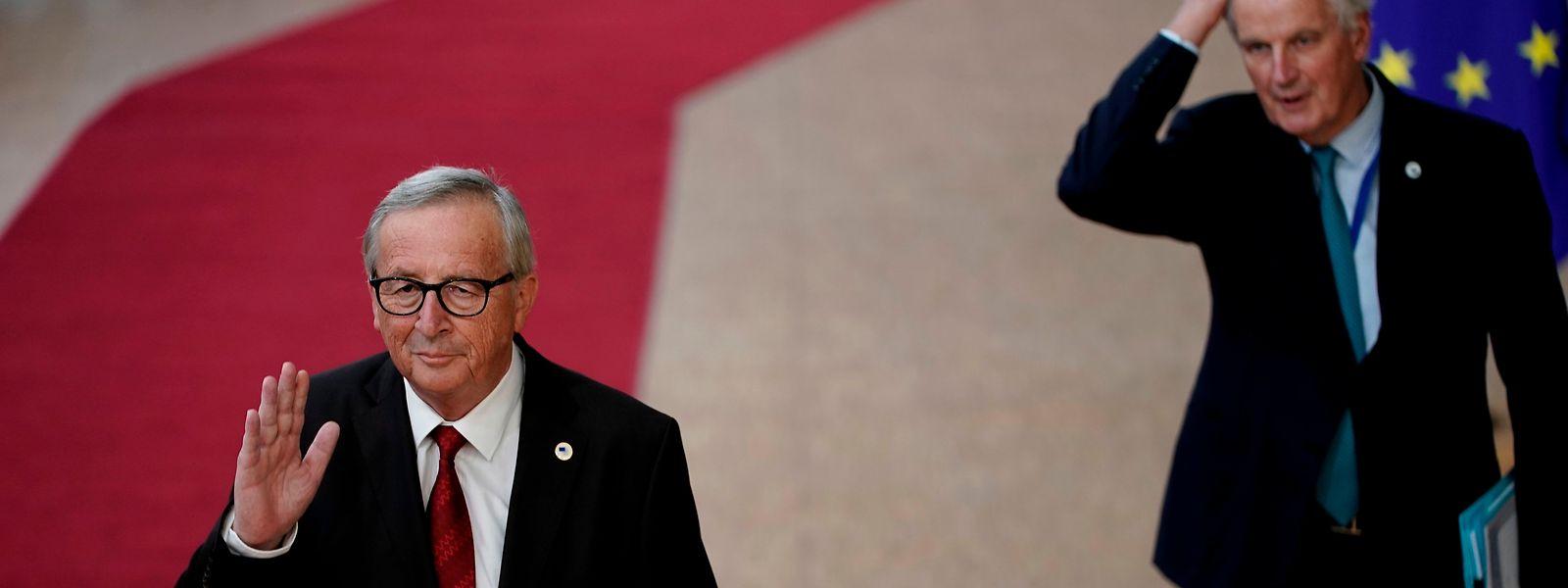 Jean-Claude Juncker a été confronté à divers problèmes de santé ces dernières années.