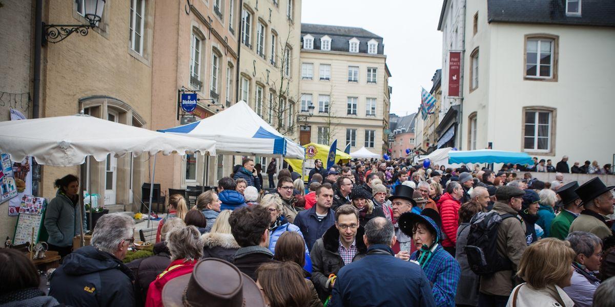 En 2016, seulement 1331 Luxembourgeois se sont installés sur le territoire. En revanche, 2106 d'entre eux ont quitté le pays.