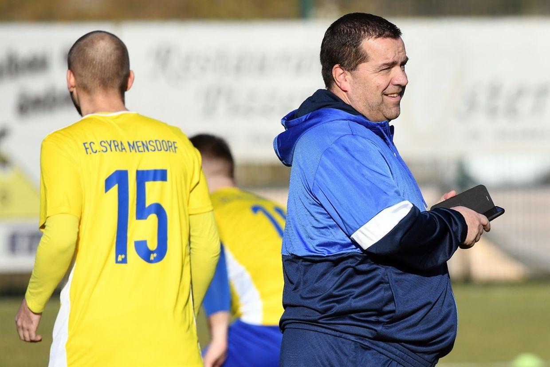 Claude Leogrande a apprécié la prestation de ses hommes à la suite du succès du Syra sur le club du Pfaffenthal (3-2).