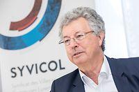 IPO , ITV Emile Eicher , Präsident Syvicol , Gemeindesyndikat , Foto:Guy Jallay/Luxemburger Wort