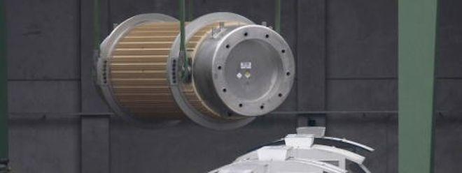 """Ce n'est pas tant le stockage souterrain des déchets radioactifs mais """"le risque industriel que des containers tombent et cassent"""" qui préoccupe aujourd'hui les spécialistes du dossier au Luxembourg. La phase opérationnelle débutera en 2025 à Bure et prendra une centaine d'années."""