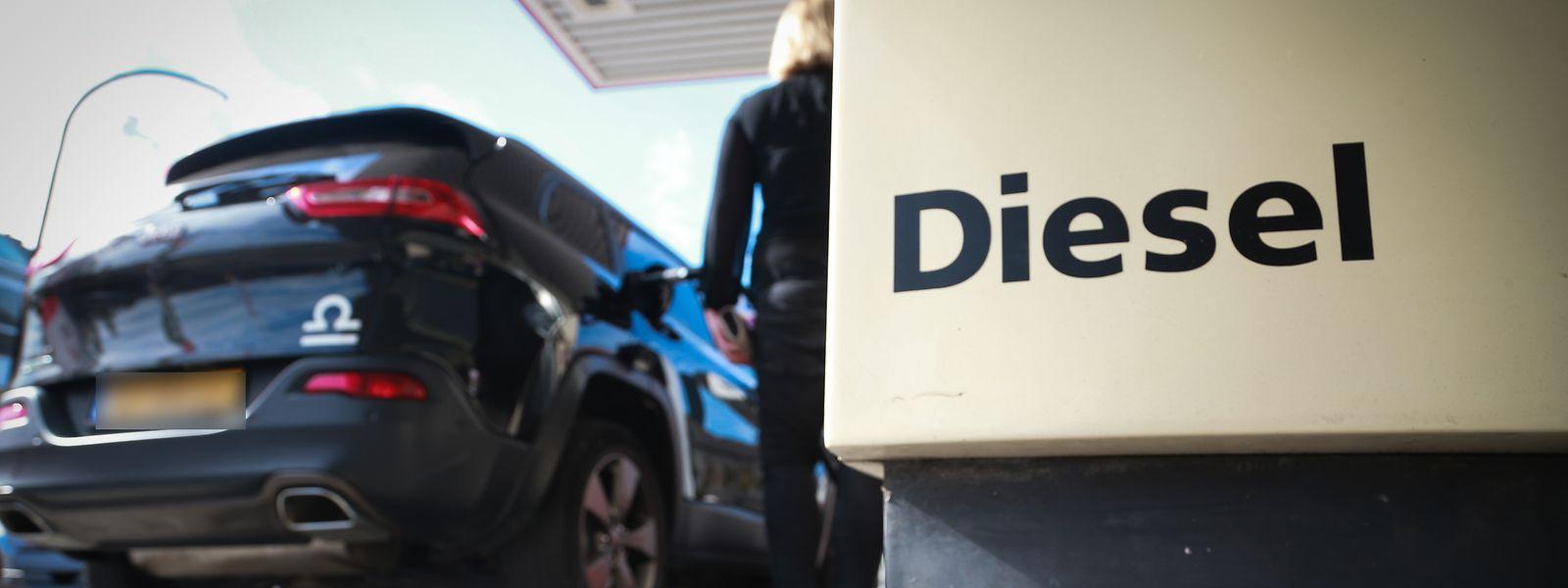 Die Kraftstoffpreise in Luxemburg befinden sich seit Monaten im Aufwärtstrend.