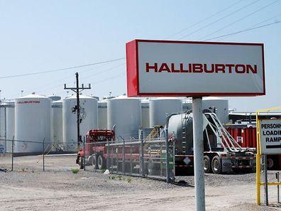 O objectivo era fundir a Halliburton com a Baker Hughes