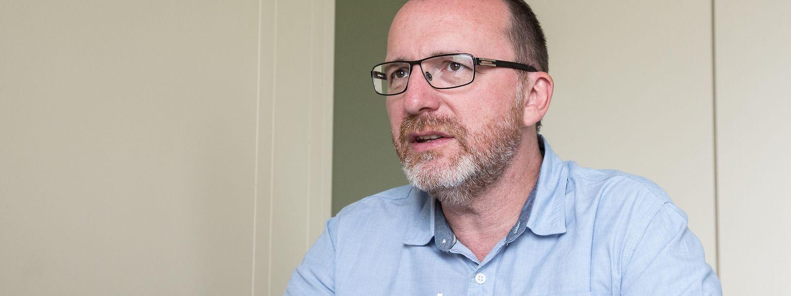Georges Engel, Bügermeister von Sassenheim, ist auch Präsident von ZARE