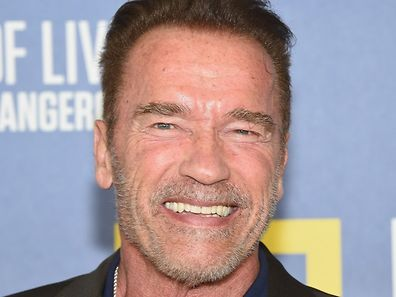 """NEW YORK, NY - SEPTEMBER 21: Actor Arnold Schwarzenegger attends National Geographic's """"Years Of Living Dangerously"""" new season world premiere at the American Museum of Natural History on September 21, 2016 in New York City.   Michael Loccisano/Getty Images/AFP == FOR NEWSPAPERS, INTERNET, TELCOS & TELEVISION USE ONLY =="""
