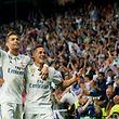Cristiano Ronaldo (l.) war wieder einmal der Mann des Abends.