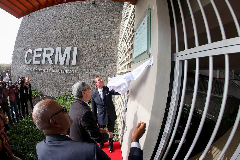 L'inauguration du CERMI.