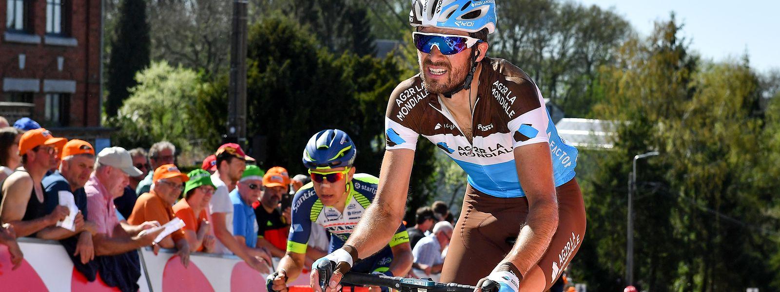 Ben Gastauer wird nicht bei der Tour de France starten.