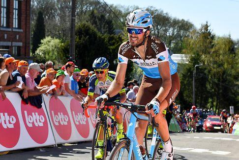 Tour de France: Gastauer rückt nicht nach